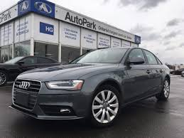 audi a4 used audi a4 for sale hamilton on cargurus