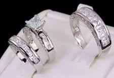 his and hers engagement rings his and hers rings ebay