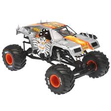 monster jam rc truck axial 1 10 smt10 max d monster jam truck 4wd rtr towerhobbies com