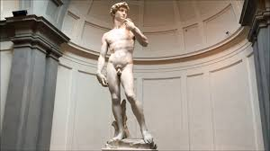David Sculpture David By Michael Angelo Youtube
