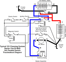 24v wiring schematics diagram wiring diagrams for diy car repairs