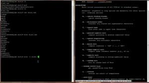 tutorial linux sort linux command line interface cli tutorial 009 sort command