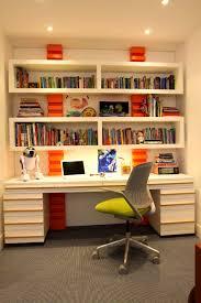 apartments glamorous bookcase bedroom design build project desk