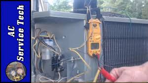 lennox condenser fan motor 4 wire and 3 wire condenser fan motor wiring how to eliminate 2 run