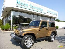 2011 jeep wrangler 70th anniversary 2011 bronze jeep wrangler 70th anniversary 4x4