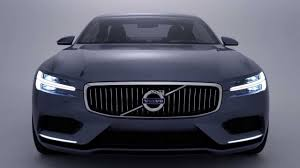 volvo s introducing the volvo concept coupé youtube
