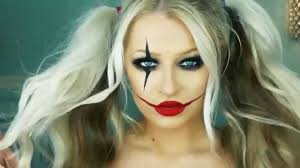 Youtube Halloween Makeup by Last Minute Halloween Makeup Harley Quinn Inspired Youtube