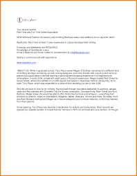 retail sales cover letter cover letter tips for sales associate
