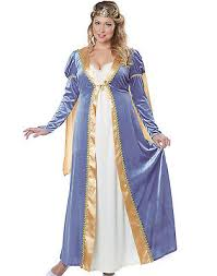 3x Size Halloween Costumes Elegant Empress Princess Size Classic Womens Halloween