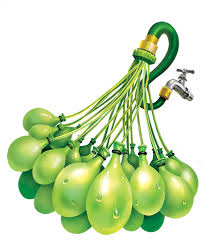 bunch balloons bunch o balloons rapid fill 3 pack fill and tie 100 water balloons