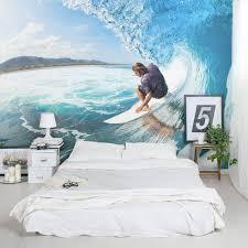 imposing wall murals forom photo design ocean wave mural snappitch imposing wall murals forom photo design home big surf mural wave surfer little girlsomswall boys 98