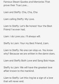 I Ve Always Loved You Quotes by Liam And Steffy On Twitter