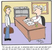 Job Res by Did He Just Say U0027that U0027s Not My Job U0027 U2014 Business Management Daily