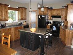 Black Glazed Kitchen Cabinets Painted Conversion Varnish With Glazed And Distressed Finish On