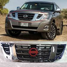 nissan armada 2017 grill compare prices on front bumper nissan patrol online shopping buy