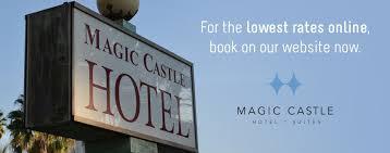 magic castle hotel hollywood ca