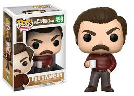 amazon com funko pop television parks and recreation ron