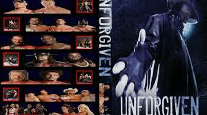 Unforgiven Theme Song | wwe unforgiven 2007 theme song full hd youtube