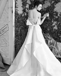 wedding dresses with bows 60 wedding dresses with bows martha stewart weddings