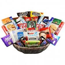 chocolate baskets send chocolate gift basket germany uk belgium denmark italy