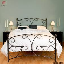 Single Bed Iron Frame Home Bed Modern Metal Single Bed Metal Single Bed Frame Design