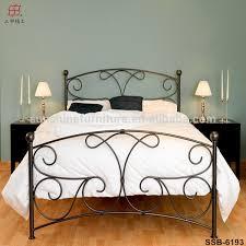 home bed modern metal single bed metal single bed frame design