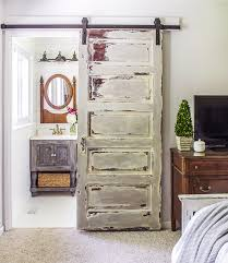 Bedroom Barn Door Remodelando La Casa 15 Beautiful Barn Door Ideas