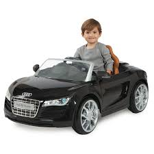 audi r8 amazon com avigo audi r8 spyder 6 volt ride on toys