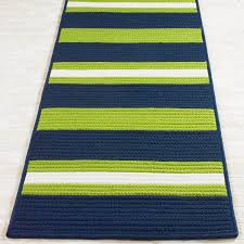 Outdoor Rug Turquoise by Sassy Stripes Indoor Outdoor Rugs Indoor Outdoor Rugs Outdoor