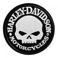 harley davidson hubcap willie g skull patch harley davidson patches