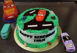 lightning mcqueen cakes lightning mcqueen cake singapore favourite car character