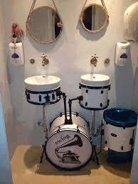 cave bathroom accessories bathroom drum set bathroom drum sets drums and cave