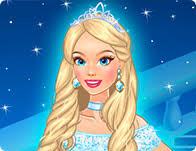barbie cinderella games girls