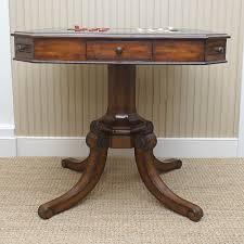 maitland smith game table mahogany reversible top game table by maitland smith ebth