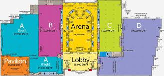 stadium floor plans nrg arena nrg park
