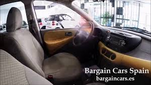 nissan almera tino for sale nissan almera tino 2l petrol automatic very reliable car youtube