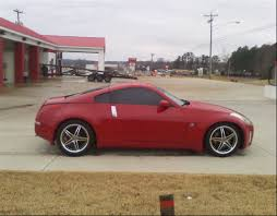 Nissan 350z Red - dustinlee26 2005 nissan 350z specs photos modification info at