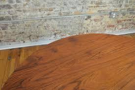 Teak Laminate Flooring Mid Century German Teak Adjustable Table By J M Thomas Galaxiemodern