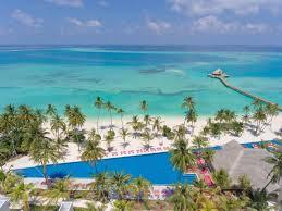 kandima maldives resort overwater bungalows