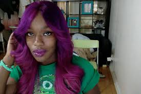 black women with purple hair destinygodley blogspot com my purple hair