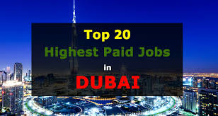 civil engineering jobs in dubai for freshers 2015 mustang top 20 highest paid jobs in dubai