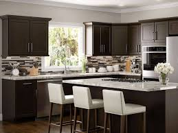 brown kitchen cabinets with backsplash 3 backsplash ideas to match your kitchen cabinets kitchen