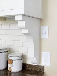 cabinet ends ideas way to end the backsplash where the cabinet ends but