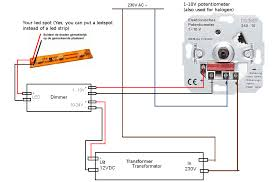 dimming led lamps with halogen dimmer electrical engineering