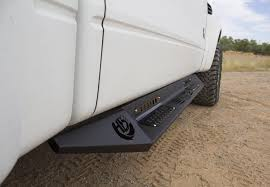 ford f series honeybadger side steps