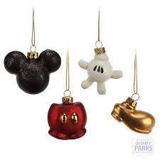 mickey mouse ornaments ebay