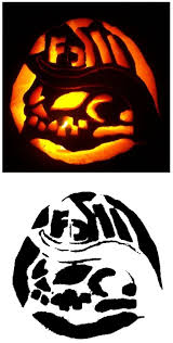 Zombie Pumpkin Stencil by 195 Best Pumpkin Carving Images On Pinterest Halloween Pumpkins