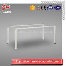 Office Desk Legs by Wholesale Office Table Steel Legs Online Buy Best Office Table