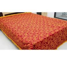nakshi kantha exclusive nakshi kantha bed sheet nk 039 a priyoshop
