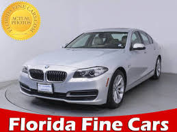 cars comparable to bmw 5 series used 2014 bmw 5 series 535i xdrive sedan for sale in miami fl